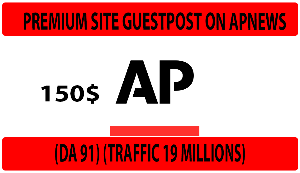 apnews permanent guestpost available with 1 dofollow backlink