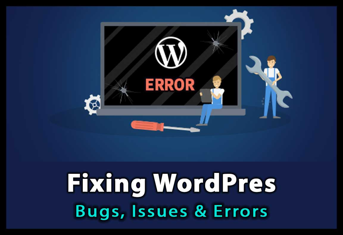 I will fix any WordPress Bug,  Issue or Error