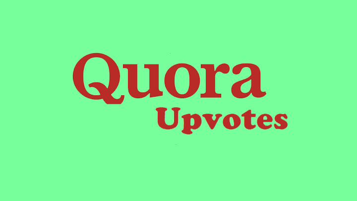 Get you 60+ Unique worldwide quora real upvotes instantly