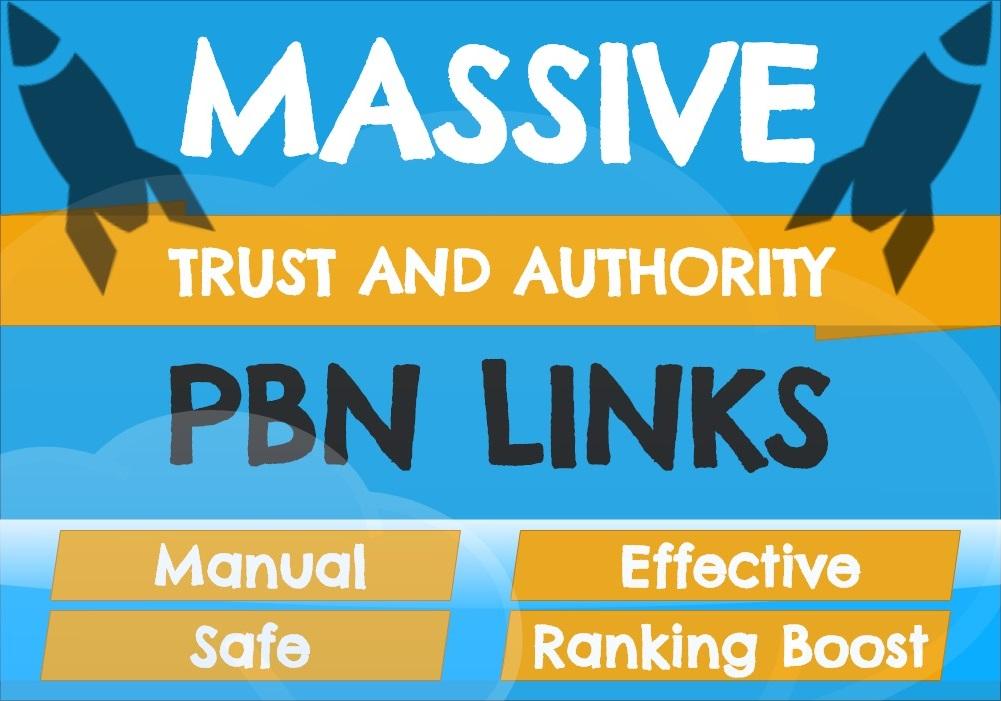 Get 15 DA20-30 Aged PBN links with high PA/CF/TF