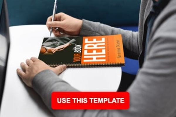 I will design an amazing 3d mockup cover for your book or ebook