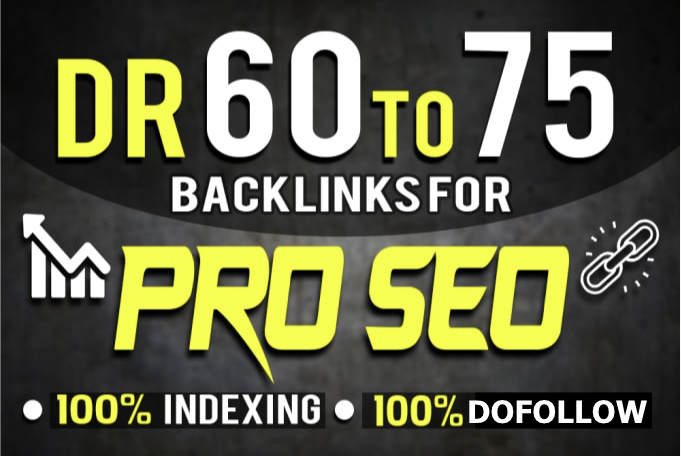 I will provide seo dofollow DR 60 to 80 high quality 5 PBN backlinks