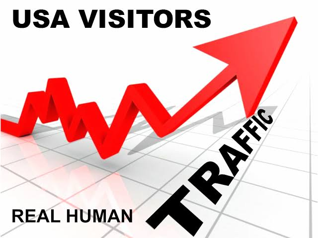 USA Traffic 4000+ for Sites and blogs
