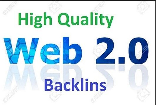 Instantly rank your website and blog with manually create 5 web 2.0 backlinks