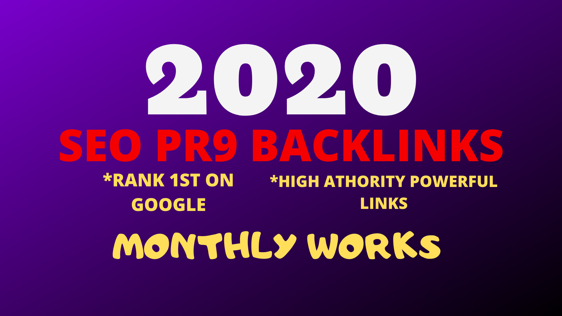 give you every day 40 SEO pr9 dofollow backlinks rank on Google monthly
