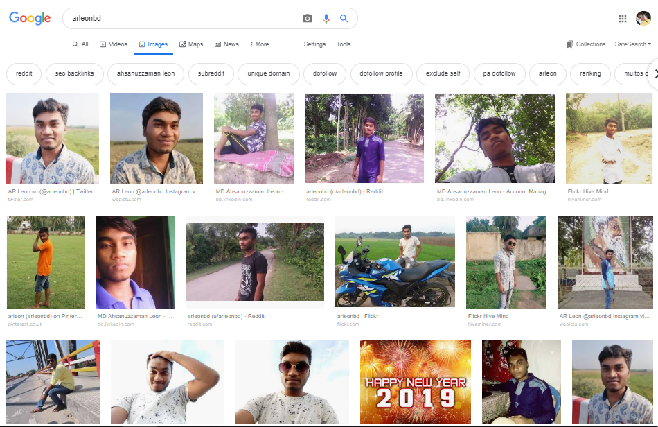 self branding-Google Images-show up your photos at the top of Google Images results