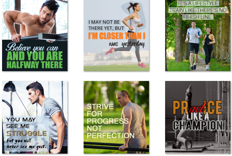 give 300k inspirational motivational image quotes, videos,ebooks and more