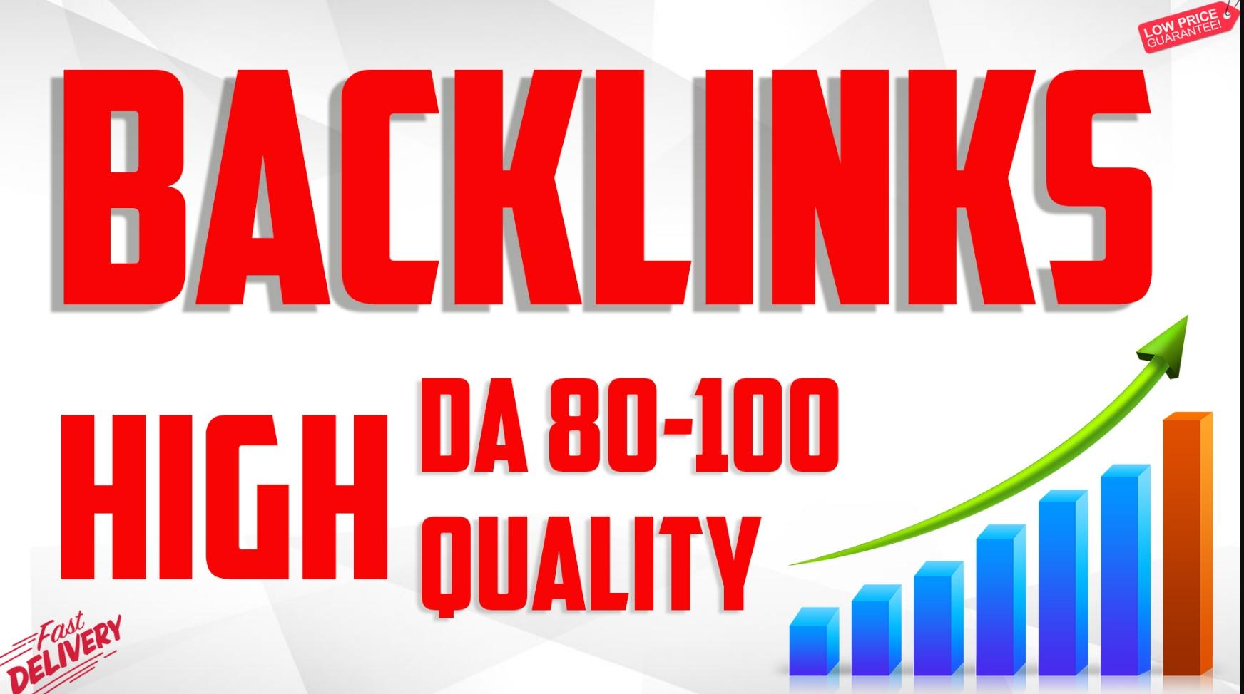 200 High Da Backlinks High Quality To Improve Google Ranking