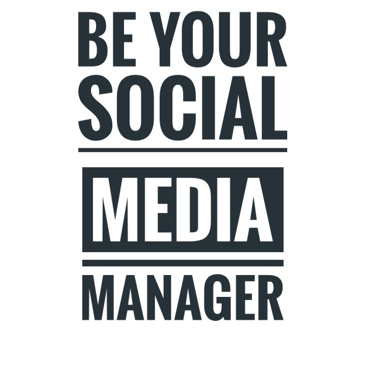 i will be your social media account manager