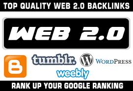 ❇️ Premium Web2.0 Creation Service❇️ Different IP'S ✅ Multi Pages ⛺ Hand Made Unique Content