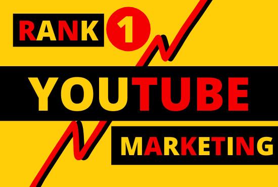 10 Million YouTube Chanel Backlinks Best Marketing Promotion