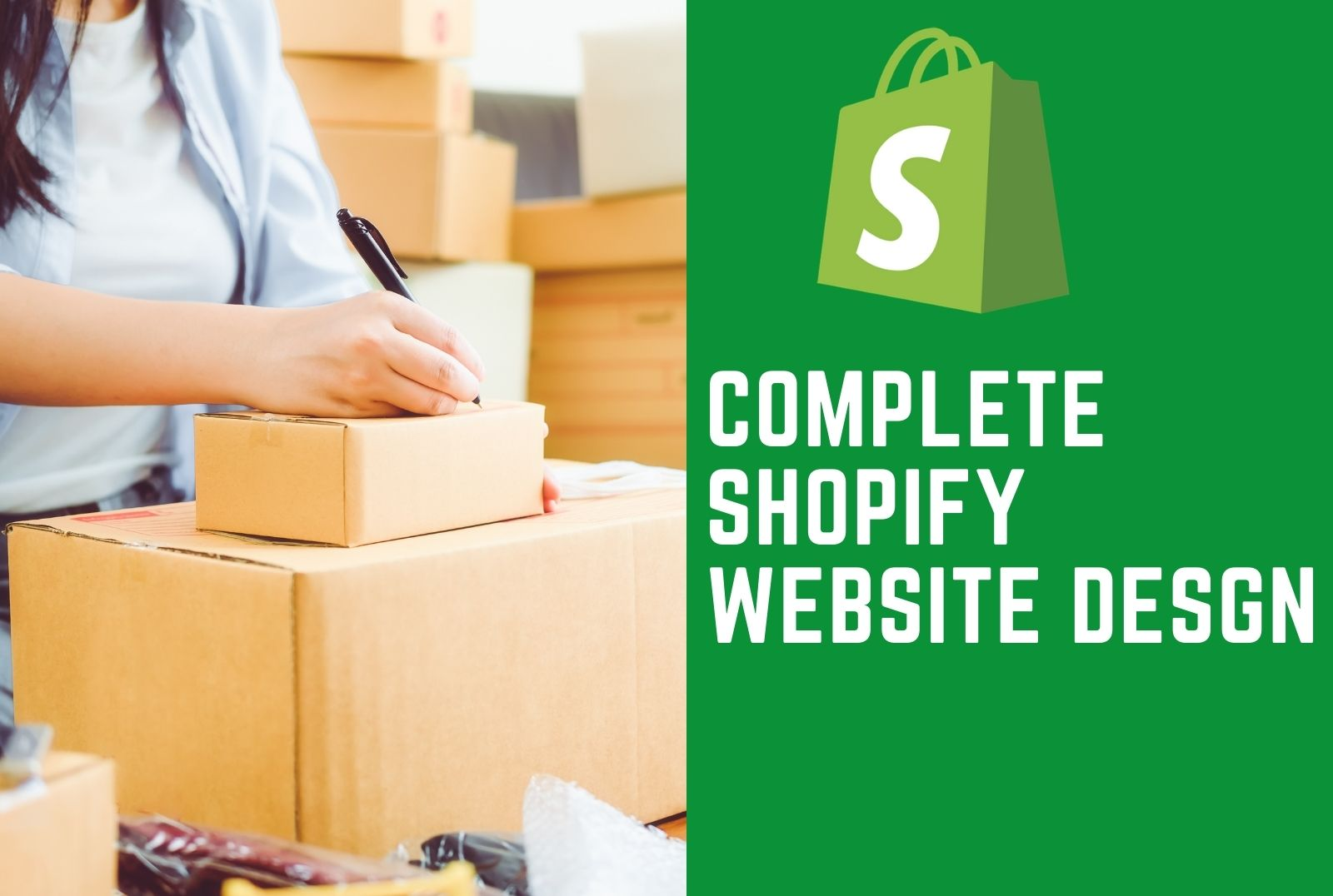customize your shopify premium theme,  apps,  and design store dropshiping store