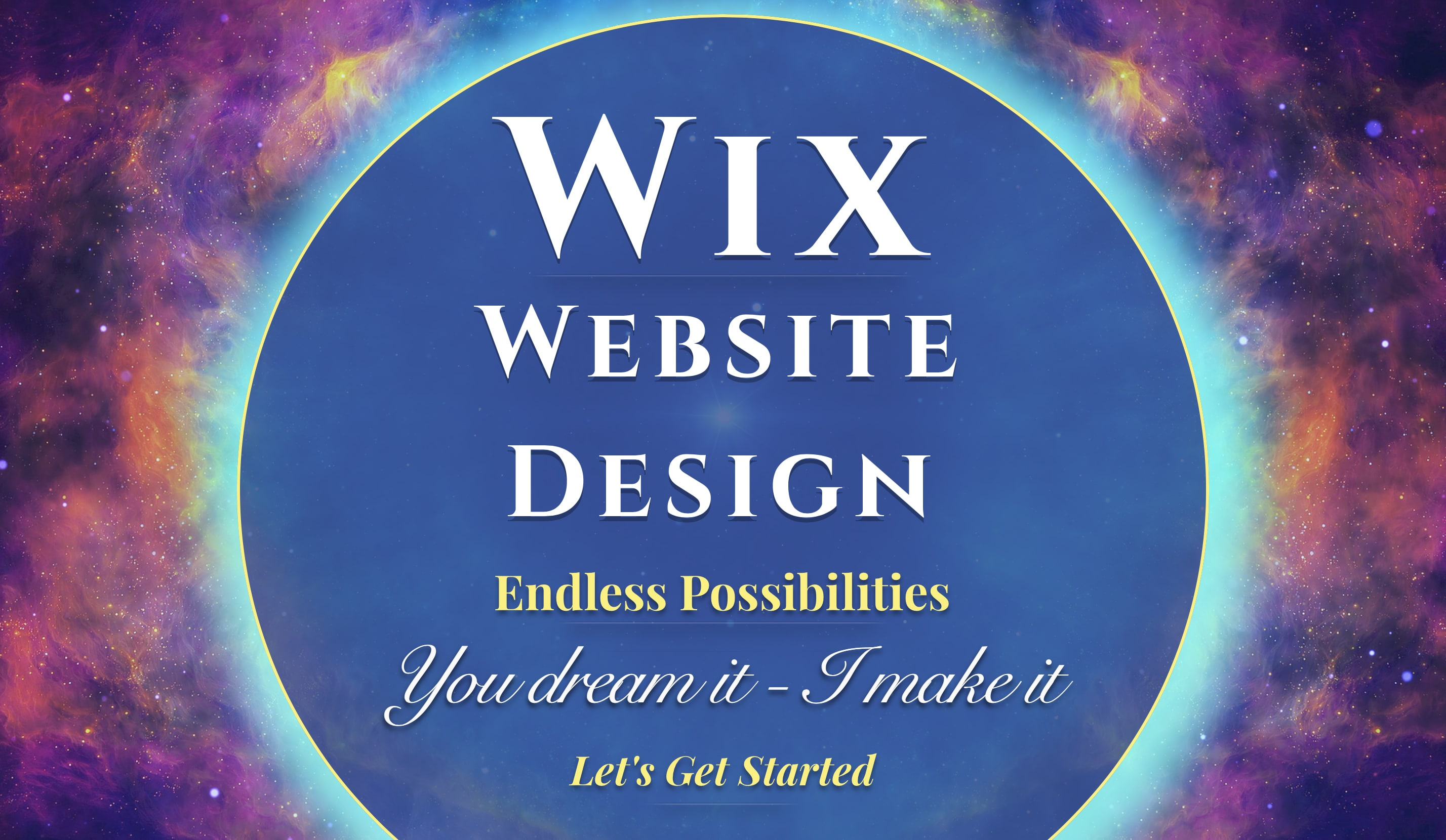 I will build a stunning wix website created with my business and marketing expertise