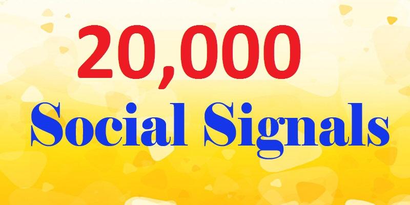 20,000 pinterest Super SEO Social Signals share Bookmarks Backlinks Powerful Google Ranking