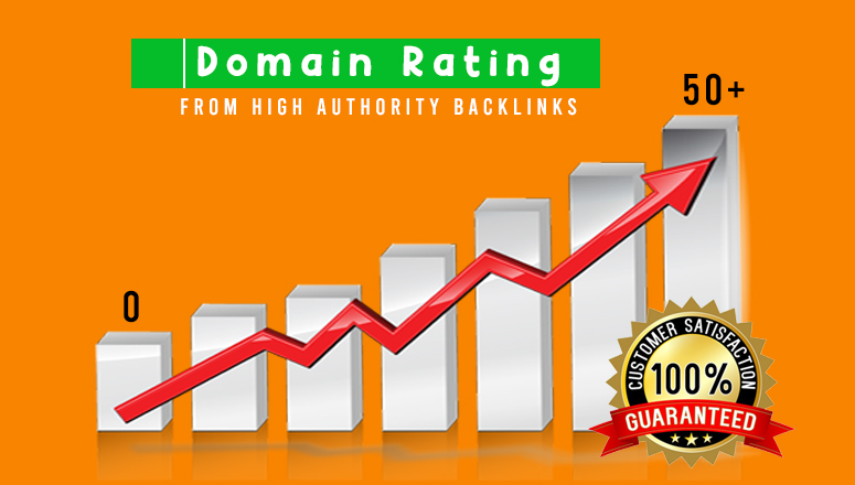 INCREASE DOMAIN RATING TO 50 + FAST INDEXING NEW METHOD