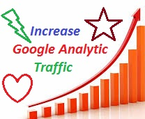 Add 4 million Website worldwide Google Analytics targeted Traffic Facebook, lnstagram, Twitter, YouTube