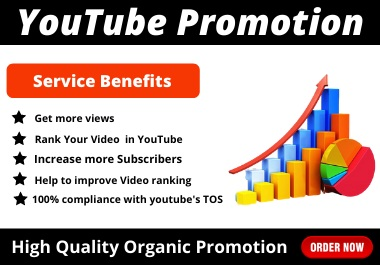 Viral YouTube Video Promotion on Social Media