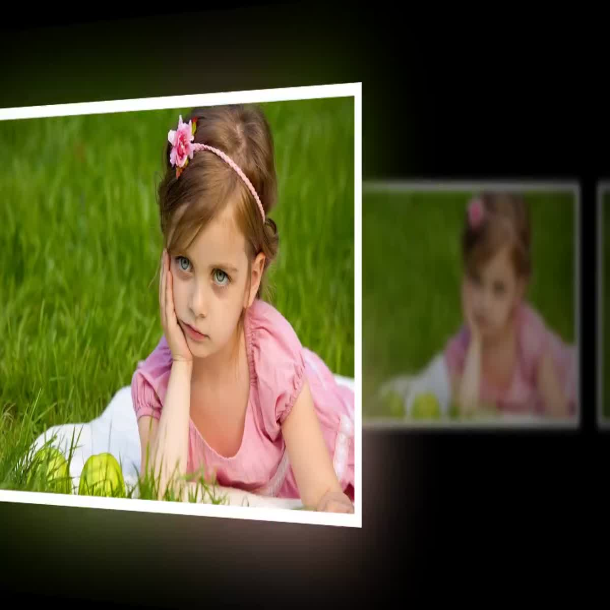 create image,photo,picture slideshow video with music