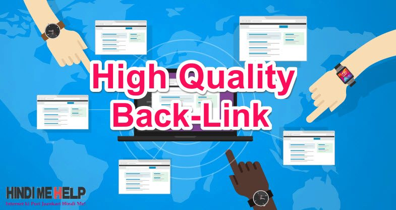 65 Backlinks from High DA-60+ Domains