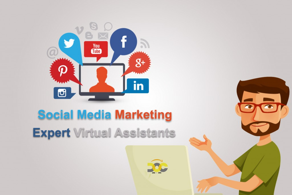 be your virtual assistant / social media marketing manager