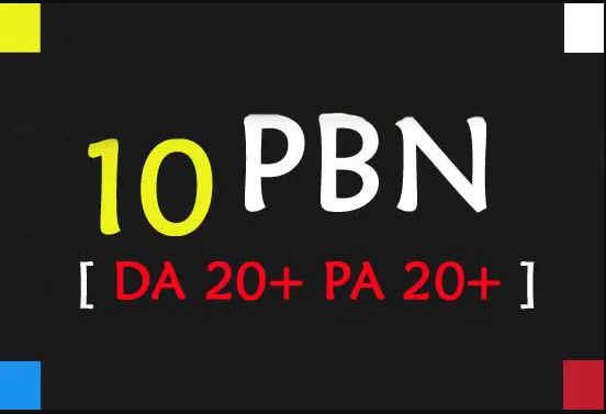 I WILL GIVE YOU 10 PBN LINKS FROM HIGH MATRIX PBN NETWORK