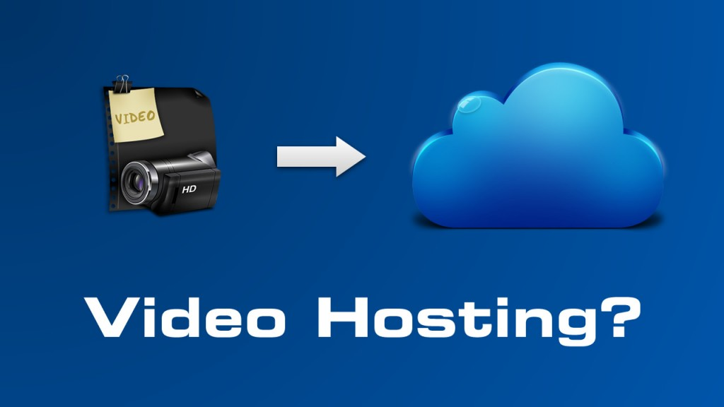 I will host your video on my server Unlimited file size unlimited Streaming No Ads