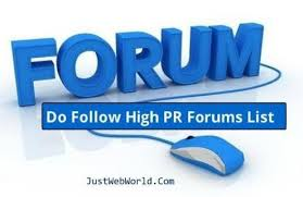 I will provide you 100 forum posting backlinks