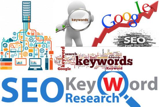 Do Niche Relative SEO Keywords Research With Competitive Analysis
