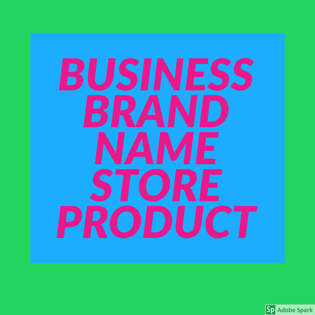 I will domain research for business company brand name also