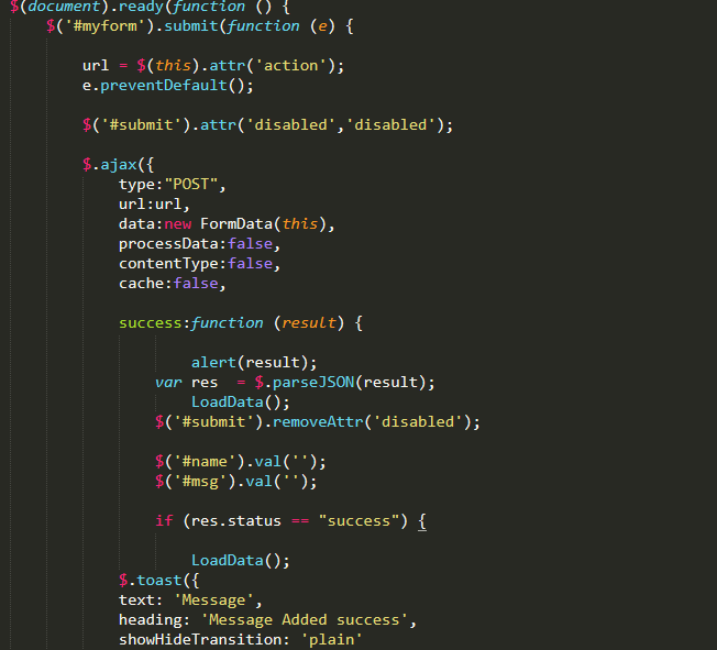 I will do your Jquery tasks with ajax
