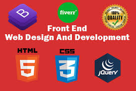 Front End and Back end Work in php and framework