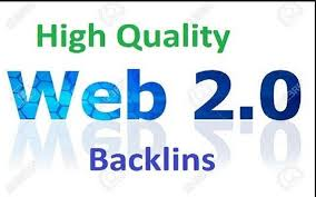 create 20 manual web 2 0 backlinks