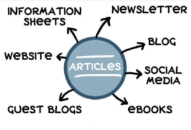 Write 1000++ words ARTICLES or BLOG POST - SEOptimized content writing