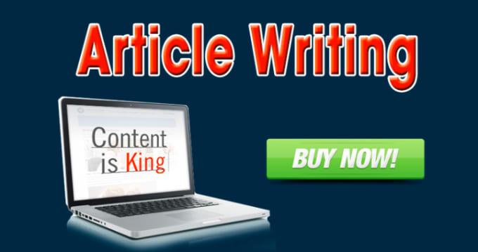 Write Optimized SEO ARTICLE that Ranks Google