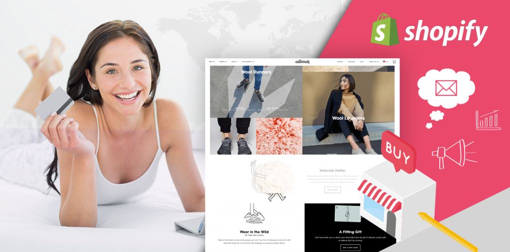 I Will Create A Winning Shopify or Wordpress Store Plus 6 months Organic Traffic
