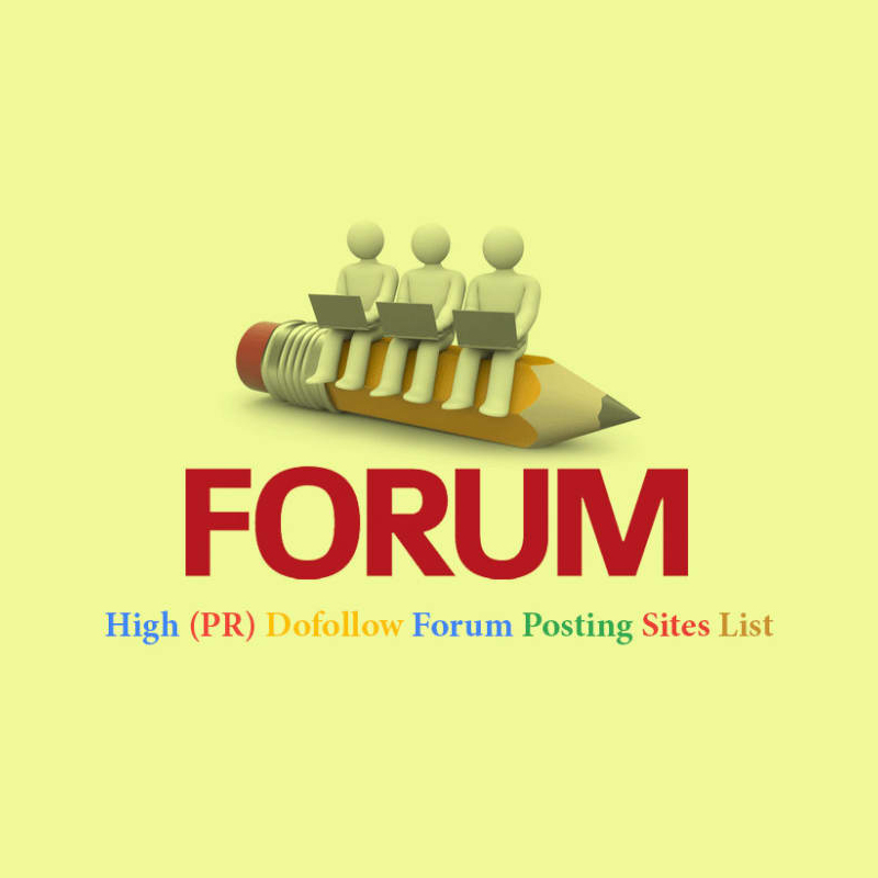 15 Forum posting - I Will Do Niche Relevant Forum Posting,  High Da Forum Backlinks