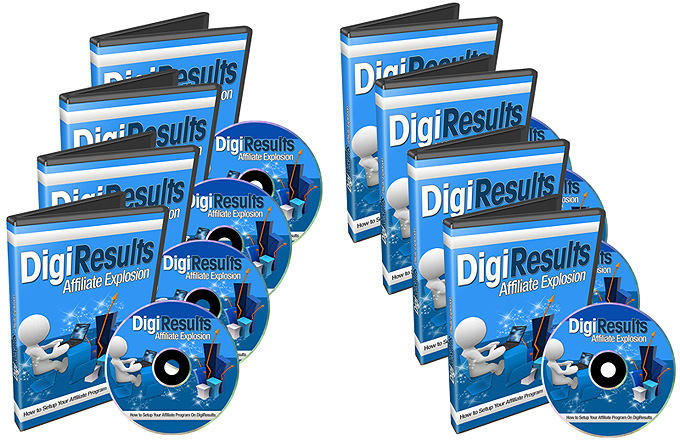 DigiResults Affiliate Explosion - Video Course