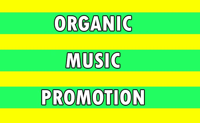 Organic music promotion Streams for track/playlist