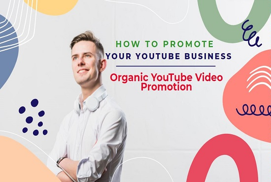 promote youtube video by SEO satisfied and lifetime guaranteed