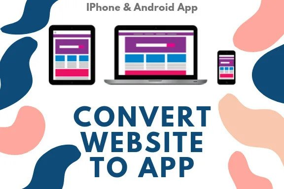 I will create websites to iPhone and android apps