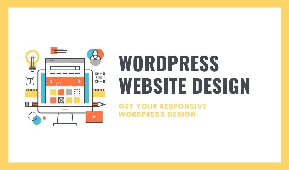 I will build professional WordPress website design,  blog,  shop