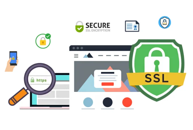 I will install https SSL certificate on your Website