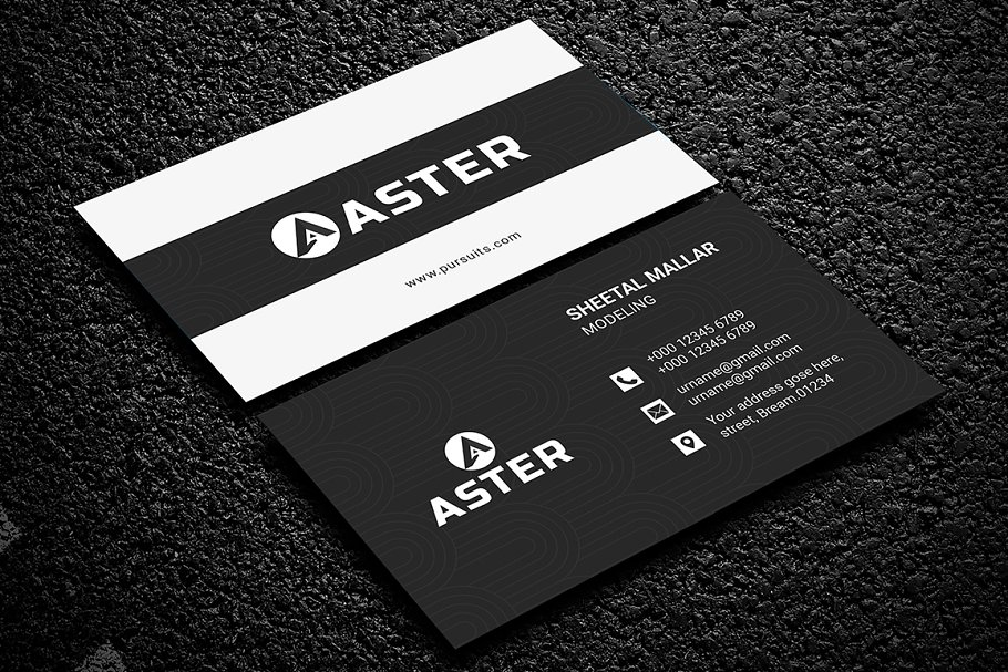 Design Professional High Premium Business Card Design