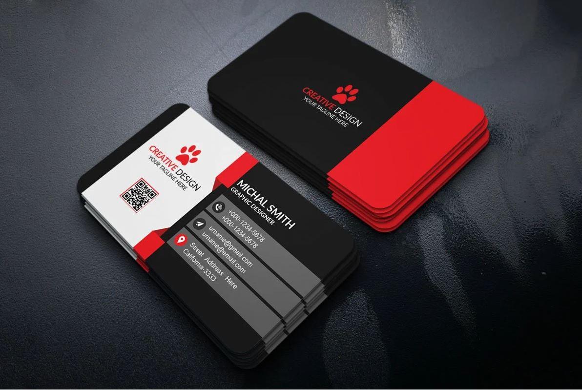 Design Professional High Premium Business Card Design