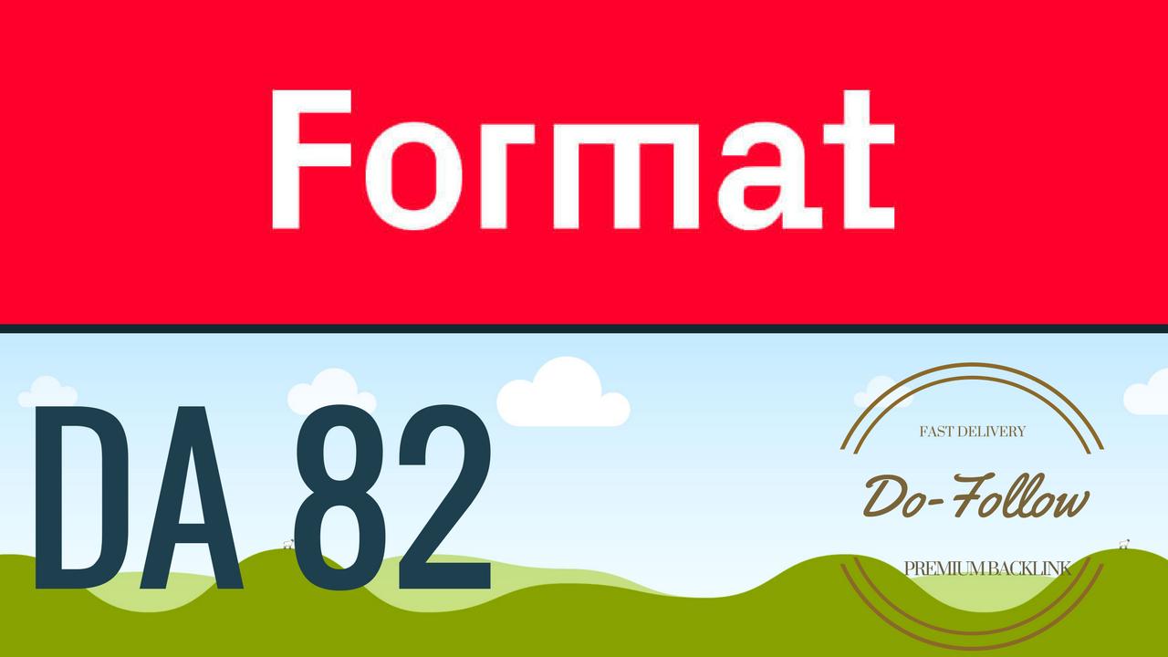 High quality forum profile backlinks
