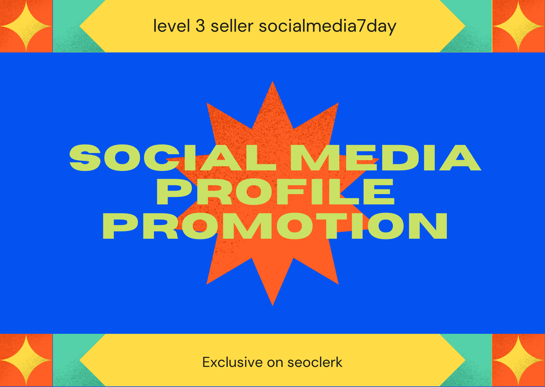 Boost your social media profile To 1000 People for ranking & Seo