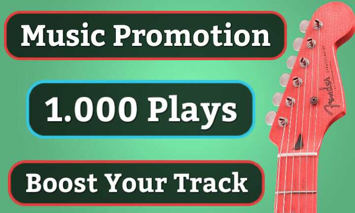 Do Best Organic Music Promotion For Your Music Track
