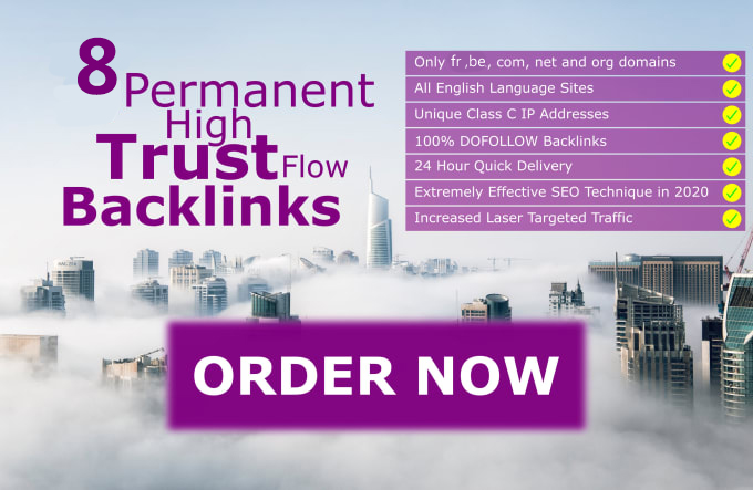 permanent dofollow SEO backlinks high quality link building