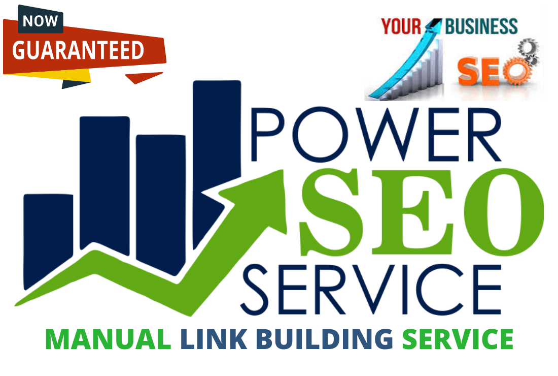 I will do google 1st page ranking guarantee with white hat manual off page SEO