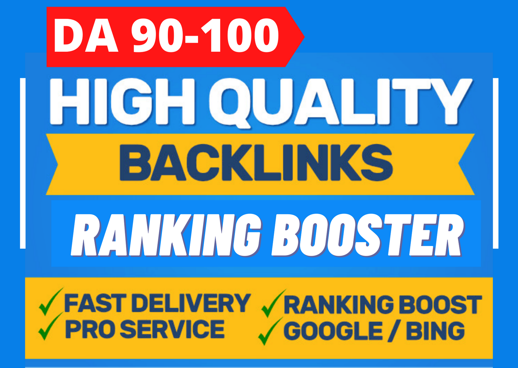 RANK PAGE 1 WITH 60 MANUALLY DA 90+ DOMAIN WHITE HAT OFF PAGE SEO BACKLINKS